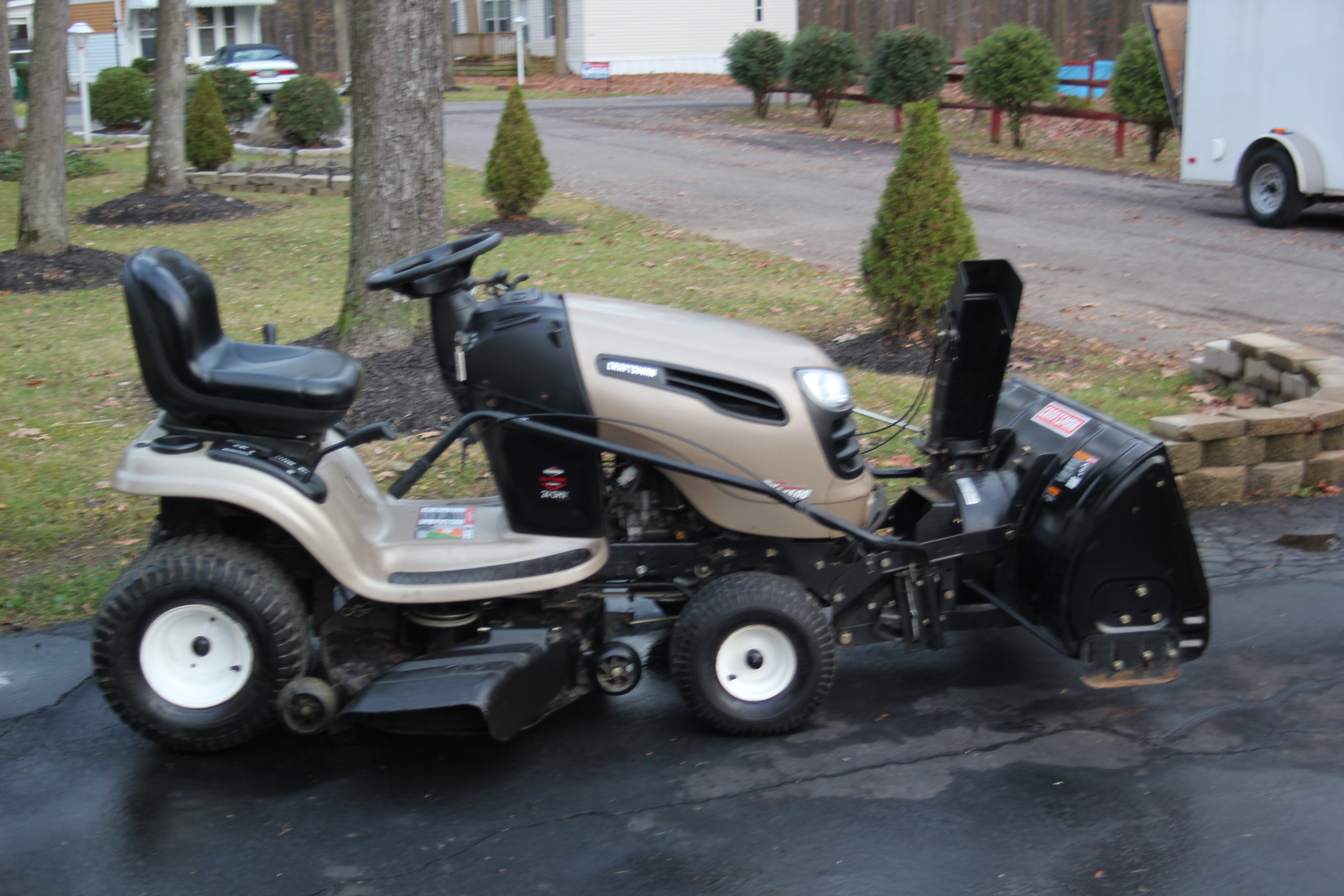 Sears Craftsman Lawn Tractor Dys 4500
